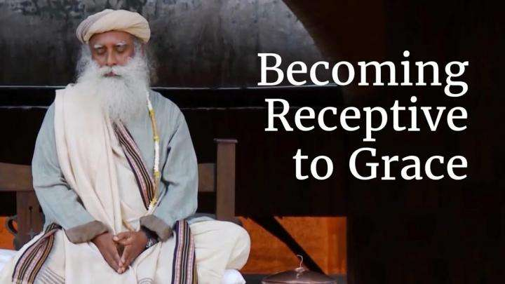 Becoming Receptive to Grace
