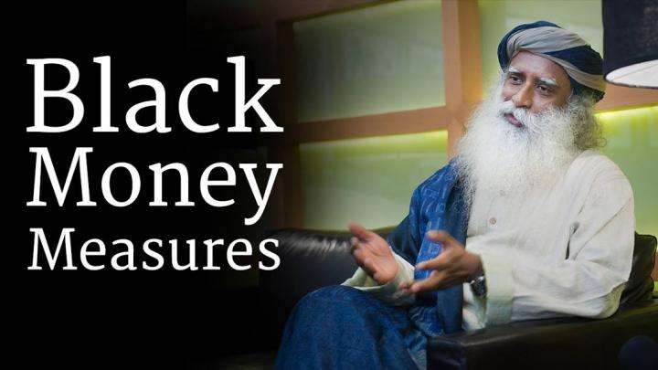 Black Money Measures