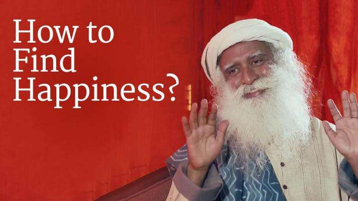 How to Find Happiness?