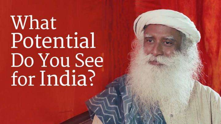 What Potential Do You See for India?