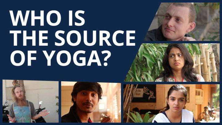 Who is the Source of Yoga?