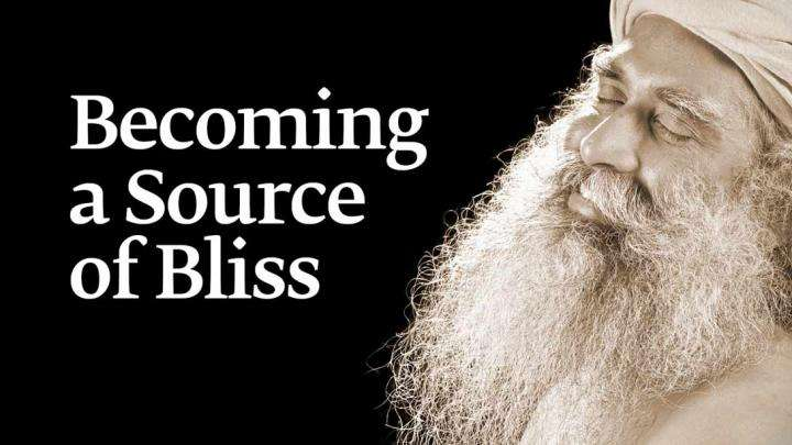 Becoming a Source of Bliss