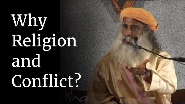 Why Religion and Conflict?