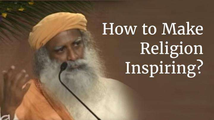 How to Make Religion Inspiring?