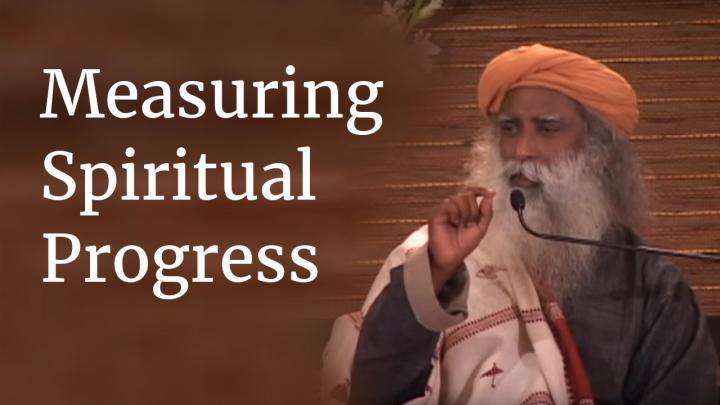 Measuring Spiritual Progress