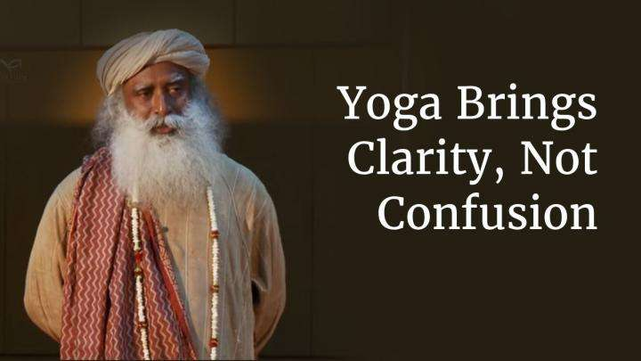 Yoga Brings Clarity, Not Confusion - Sadhguru at IIT Madras (Part IV)