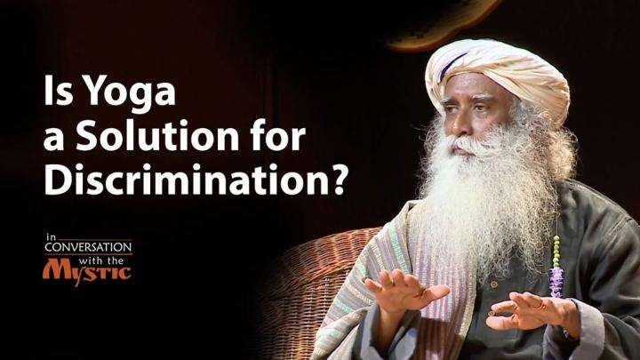 Is Yoga a Solution for Discrimination?