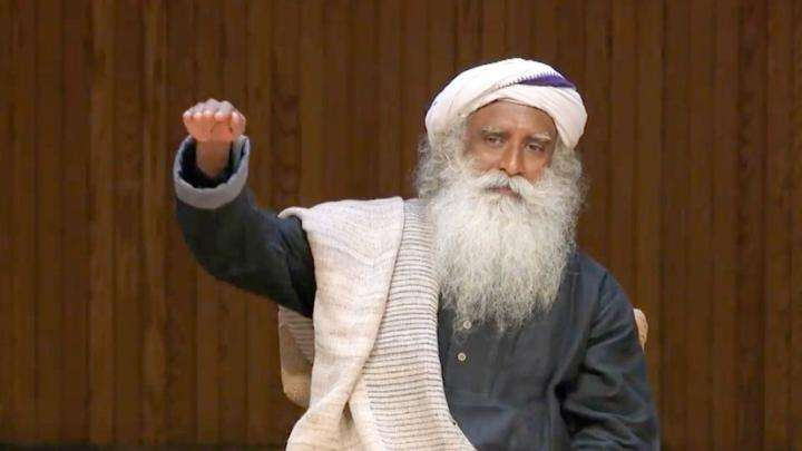 Stop Raising the Bar of Survival: Sadhguru at MIT