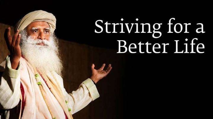 Striving for a Better Life