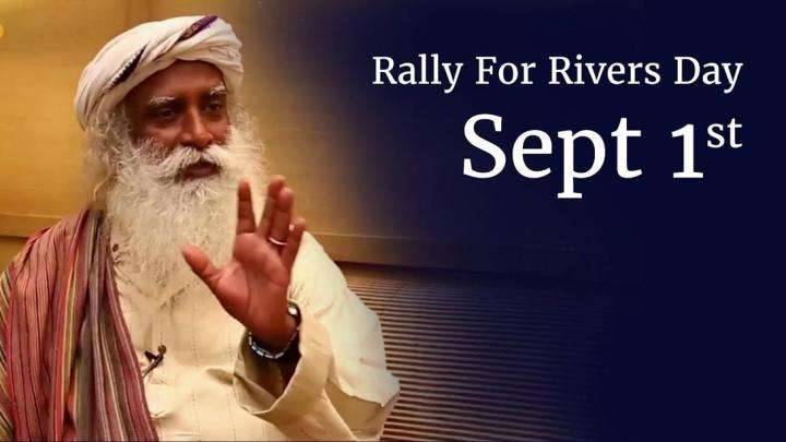 Rally For Rivers Day - Sep 1