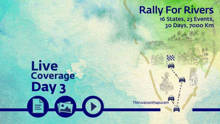 Rally for Rivers: Live Coverage – Day 3