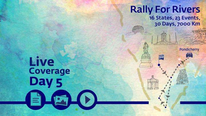 Rally for Rivers: Live Coverage – Day 5