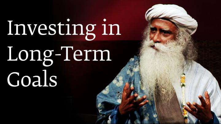 Investing in Long-Term Goals