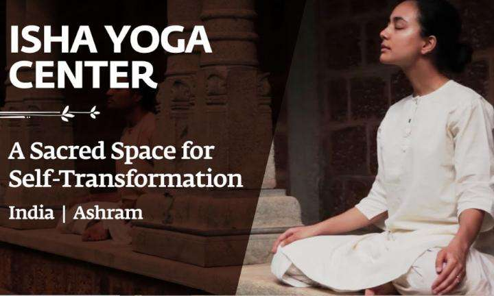 sadhguru wisdom video | isha yoga center a sacred space for self transformation