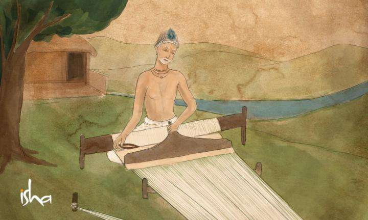 sadhguru wisdom article | kabir the enlightened weaver