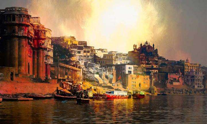 Kashi - The Eternal City