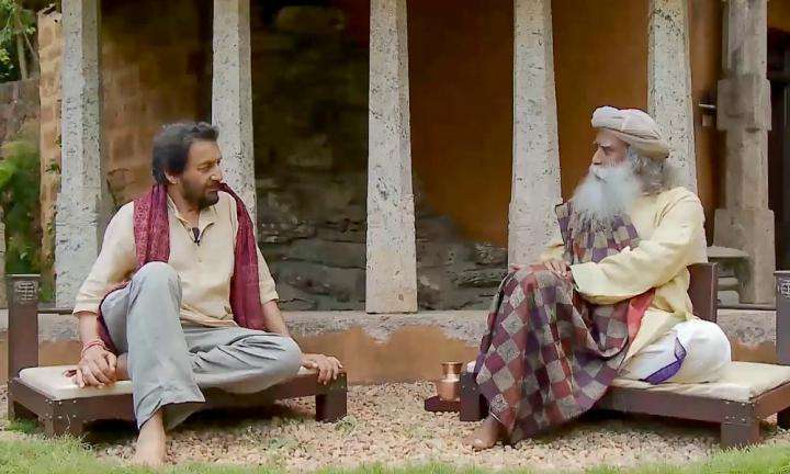 Love - A Chemical Hijack: Shekhar Kapur in conversation with Sadhguru