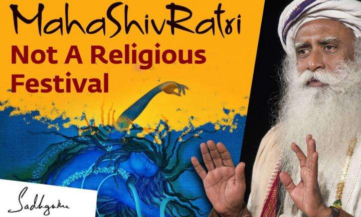 Sadhguru WIsdom Video | Why Should Millennials Celebrate Mahashivratri