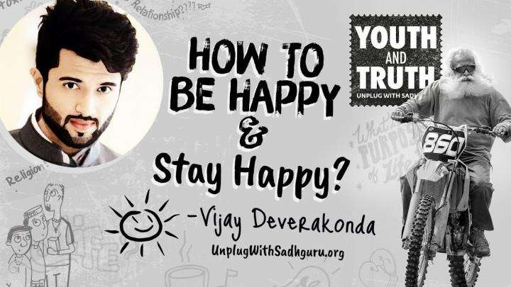 How To Be Happy And Stay Happy?