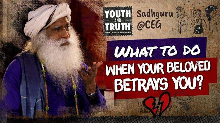 What To Do When Your Beloved Betrays You?