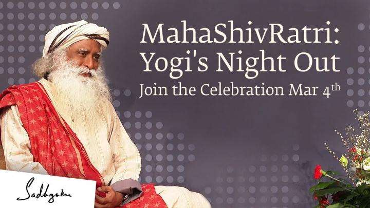 MahaShivRatri: Yogi's Night Out