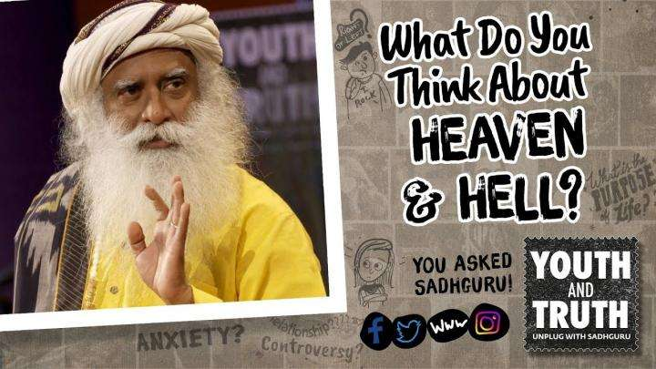 What Do You Think About Heaven and Hell?