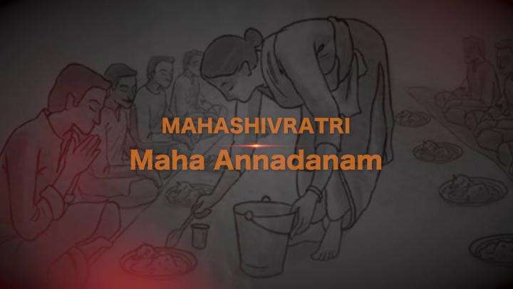 Mahashivratri Maha Annadanam – A Sacred Offering of Food