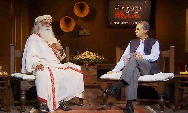 Mechanics of Health - Dr. Devi Shetty in Conversation with Sadhguru