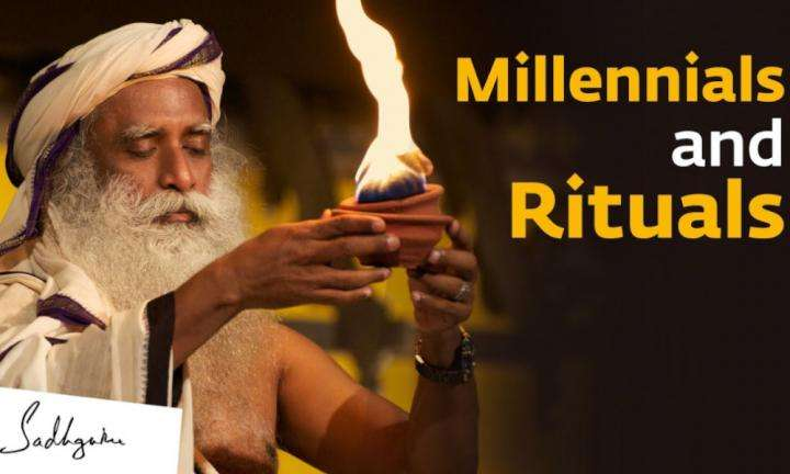 Sadhguru Wisdom Video | Are Rituals Outdated? – Sadhguru