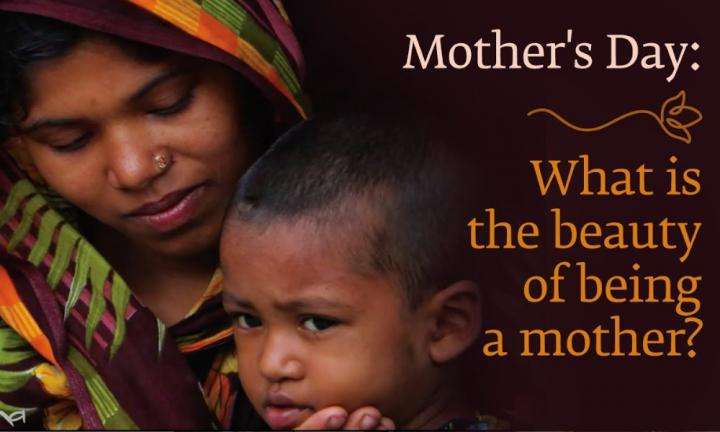 sadhguru wisdom audio | mothers day : what is the beauty of being a mother