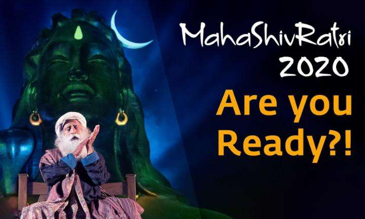 Sadhguru Wisdom Video | Celebrate Mahashivratri - Feb 21, 2020 | Isha Yoga Center