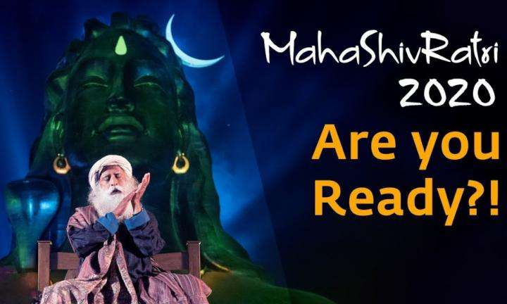Sadhguru Wisdom Video | Sadhguru Invites You To MahaShivRatri 2020!
