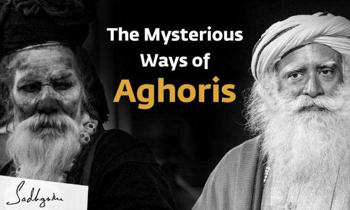 Sadhguru Wisdom Video | Sadhguru on What Aghori Sadhana is Like