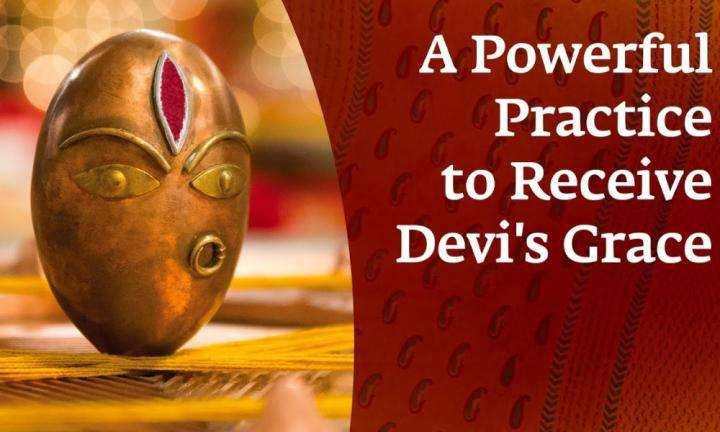 Sadhguru Wisdom Video | Achala Arpanam: A Powerful Practice to Receive Devi's Grace