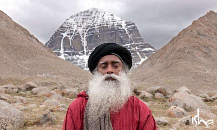 The Three Dimensions of Kailash