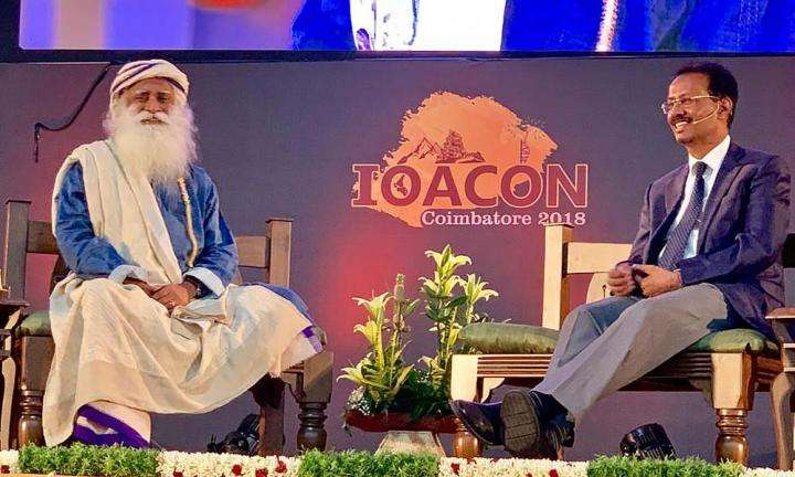 Orthopaedic, Dr. S. Rajasekaran in Conversation with Sadhguru