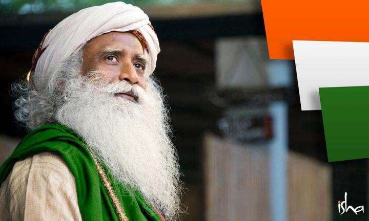 Three Ingredients for a Great Nation – Sadhguru's Message on India's Independence Day 2018