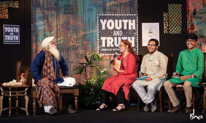 Sadhguru answers to questions from Shriram College of Commerce students | Truth Be Told