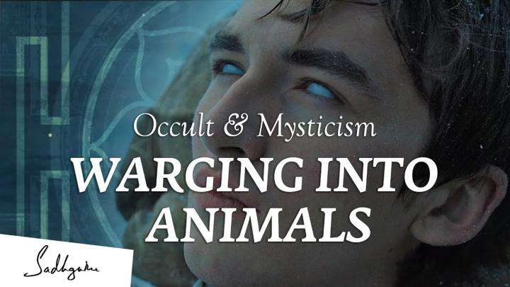 Can You Really Warg Into Animals & Control Them? Occult & Mysticism Ep2