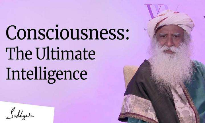 Consciousness: The Ultimate Intelligence [Full Talk]