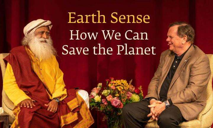 Earth Sense – How We Can Save the Planet