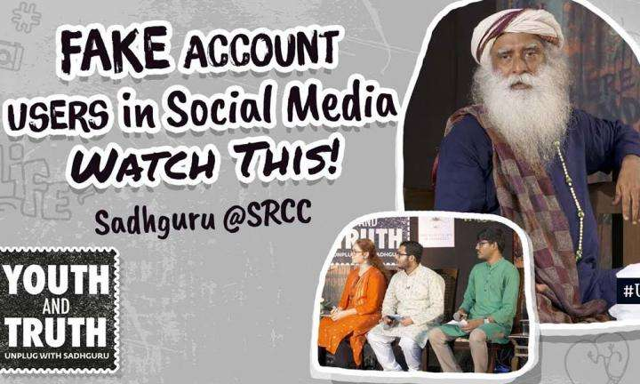 Fake Account Users in Social Media – Watch This!