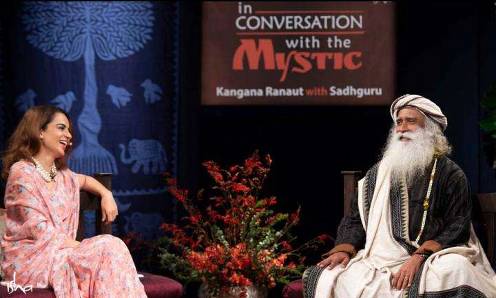 Kangana Ranaut in Conversation with Sadhguru [Full Talk]