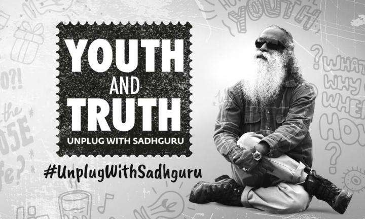 Sadhguru in casual wear | Let's Gossip About Truth! – Youth And Truth