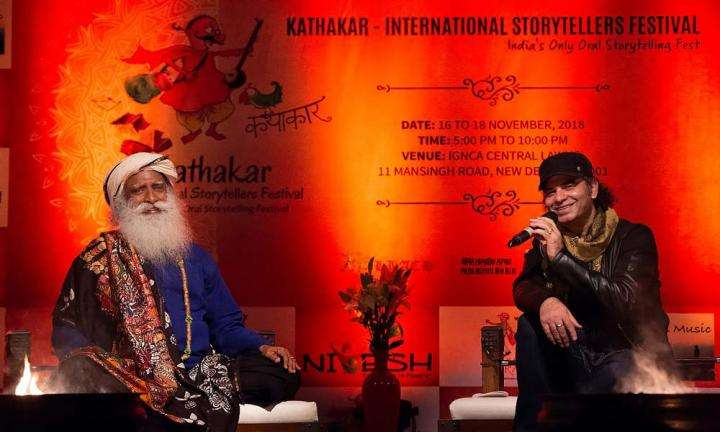 Mohit Chauhan in Conversation with Sadhguru