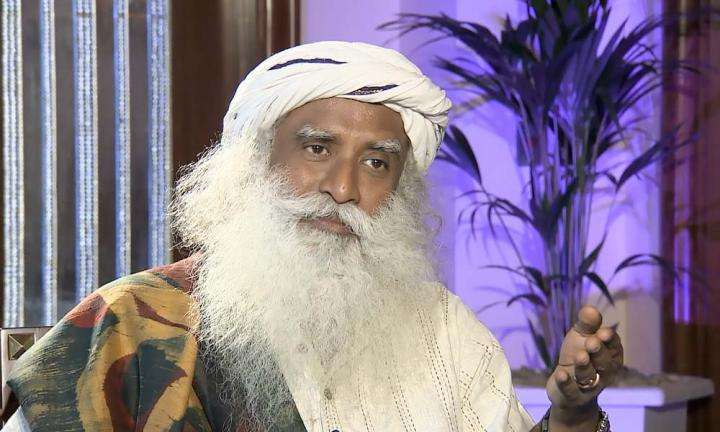 Sadhguru answers questions in an interview with Dubai TV | How to Escape the Cycle of Stress, Anxiety and Misery?