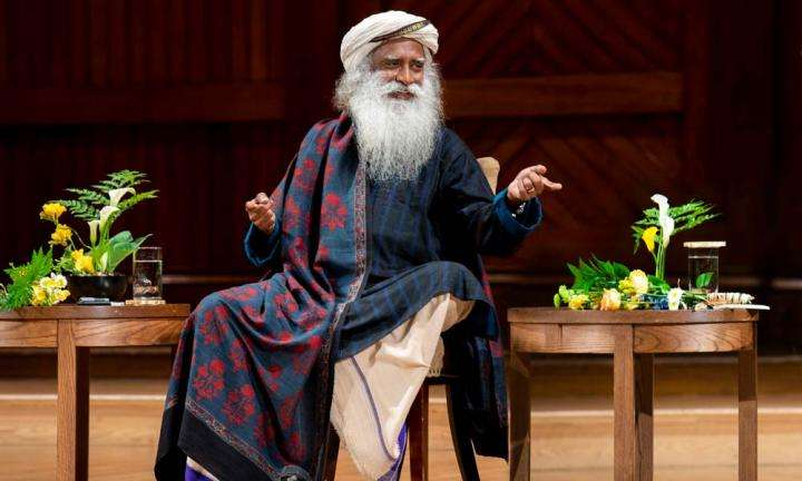 Pain Relief: From Physiology to Neurology | Sadhguru at Harvard Medical School