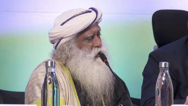 sadhguru wisdom video | Sadhguru at UNCCD COP 14 [Full Speech]
