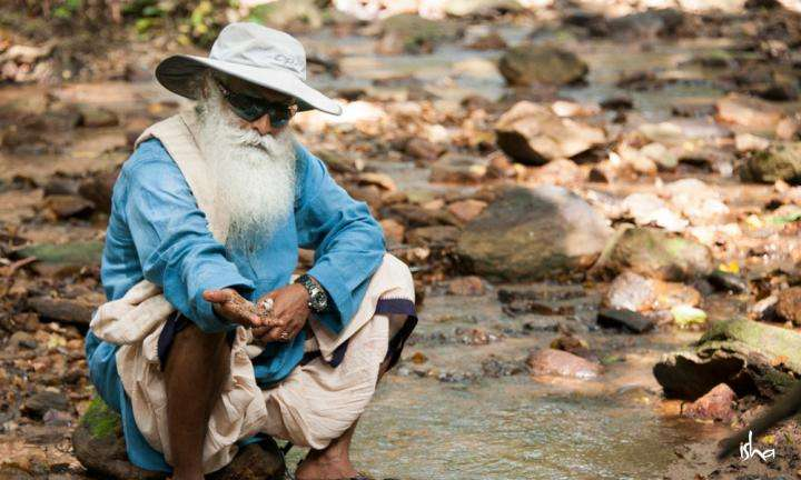 Sadhguru Wisdom Article | The Importance of the Element of Earth