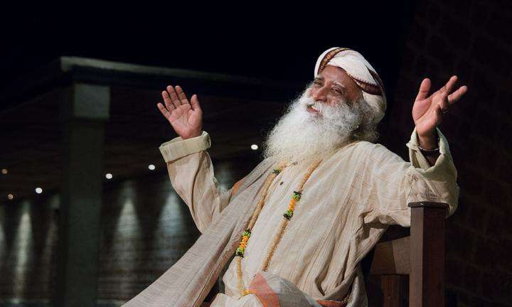 sadhguru wisdom article | is laughter really a best medicine